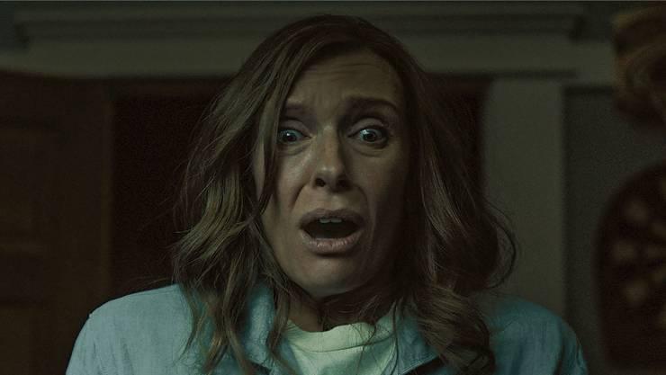Auf Oscar-Kurs: Der Horrorfilm «Hereditary» mit Toni Collette ist nicht nur an den Kinokassen ein Erfolg, sondern wird auch von Kritikern gefeiert.