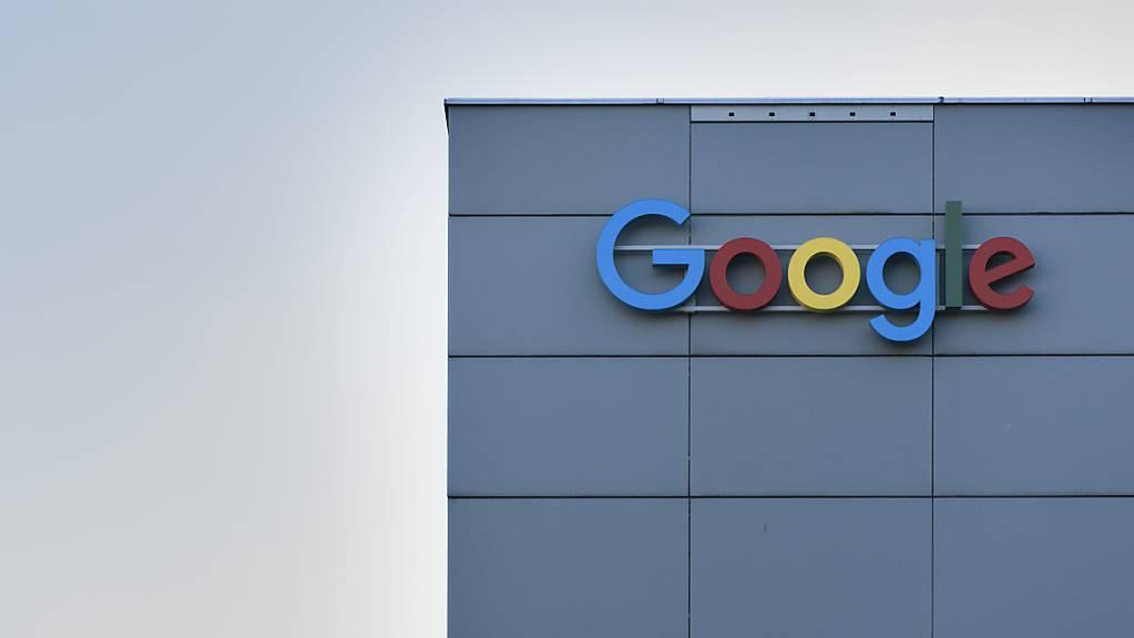 In der Corona-Pandemie läuft das Werbegeschäft bei Google auf Hochtouren. (Archivbild)