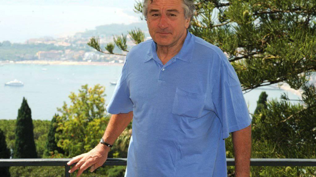 Robert De Niro in Süditalien: Der Trump-Gegner würde im Heimatort seiner Grosseltern Asyl erhalten. (Archivbild)