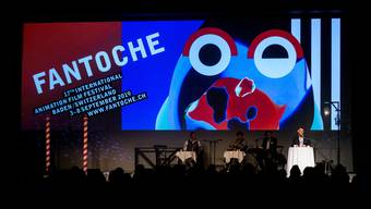 """Eröffnungsfeier des 17. Internationalen Animationsfilmfestival """"Fantoche"""" im Trafo Baden"""
