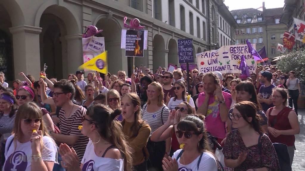 Sechs Monate nach dem Frauenstreik: Was hat sich verändert?