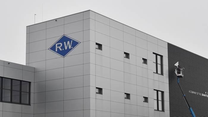 Aus ETA wird «R.W».