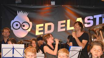 Ed Elastic und New-Orleans-Party