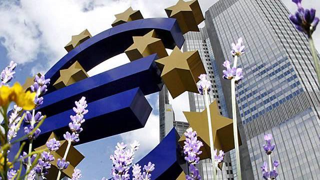 EZB beurteilt Wirtschaftslage (Archiv)