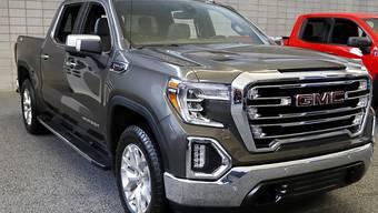 Der grösste US-Autobauer General Motors (GM) hat zum Jahresende aufgrund hoher Sonderkosten wegen eines Streiks rote Zahlen geschrieben. (Archivbild)