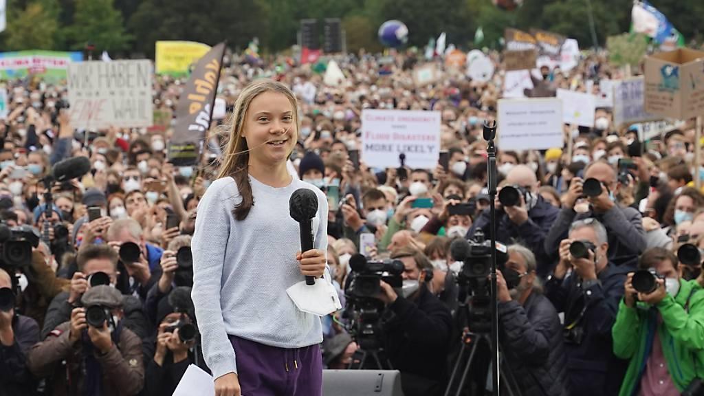 Greta Thunberg: Deutschland einer der grössten Klima-Bösewichte