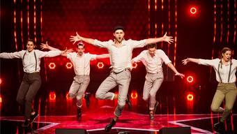 «Focus» tanzen beim «Die grössten Schweizer Talente» durch die 20er-Jahre