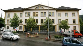Das Gebäude direkt beim Bahnhof Liestal genügt den Ansprüchen des Kantonsgerichts längst nicht mehr.