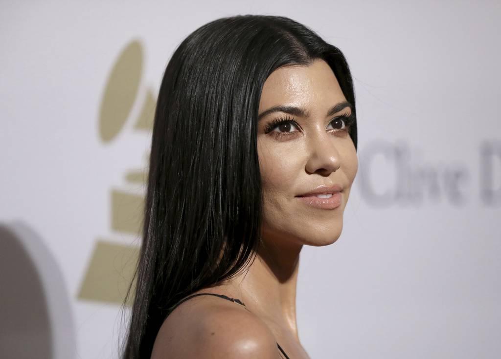 Kourtney Kardashian (40) (© Keystone)