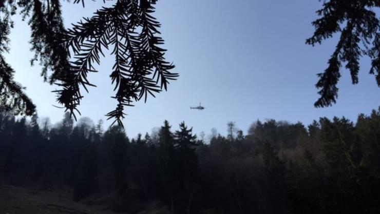 Am Freitagmittag kam es am Uetliberg zu einem Grosseinsatz der Kantonspolizei Zürich.