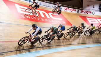 Die Omnium-Schweizer-Meisterschaften 2017 im Velodrome