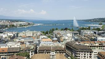 Grosse Städte wie Genf, Basel und Zürich leiden mitunter an Platznot, haben aber trotzdem in den letzten 25 Jahren als Wohnort für Familien an Beliebtheit gewonnen. (Symbolbild)