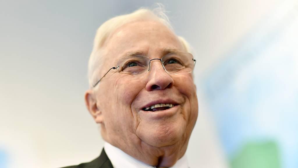 Blocher verteidigt nachträgliche Einforderung seiner Rente