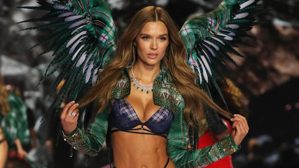 «Victoria's Secret»-Engel ist verlobt