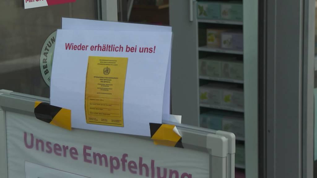 Kurznachrichten: Apotheken impfen, Campen in Wil, Unfälle