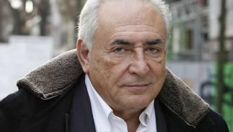 Dominique Strauss-Kahn zog mit der Zahlung einen Schlussstrich unter die Affäre (Archiv)