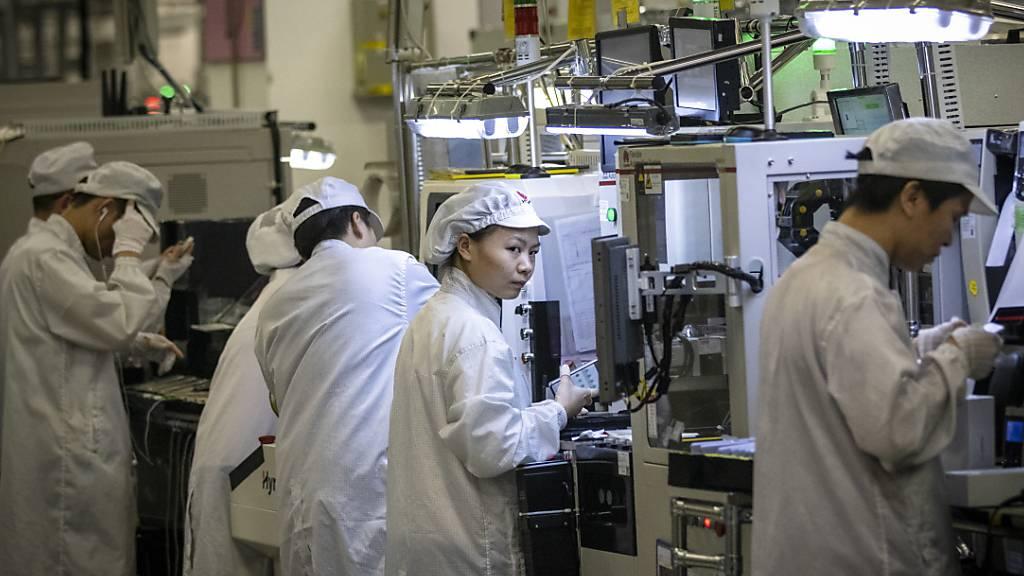 China überholt erstmals USA bei Patentanmeldungen
