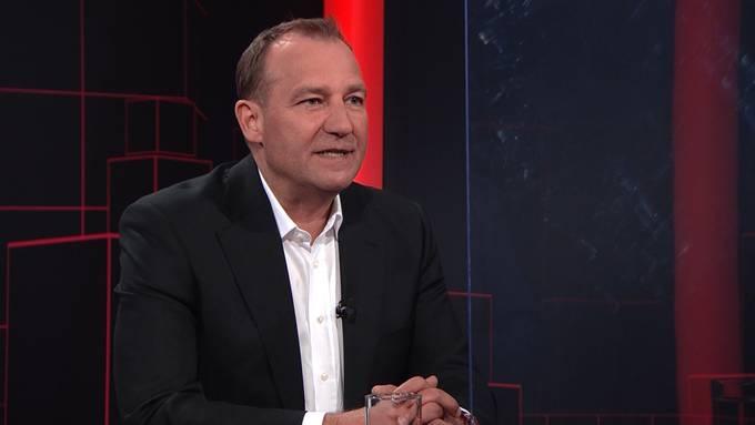 «CEO Talk» mit Nationalrat Thomas Matter