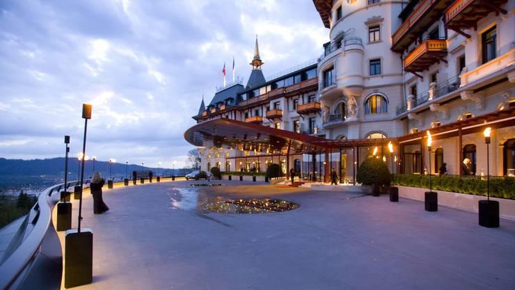 Dieses luxuriöse Zuhause kann sich Carl Hirschmann abschminken: Er wird als Gast im Dolder Grand nicht mehr geduldet.