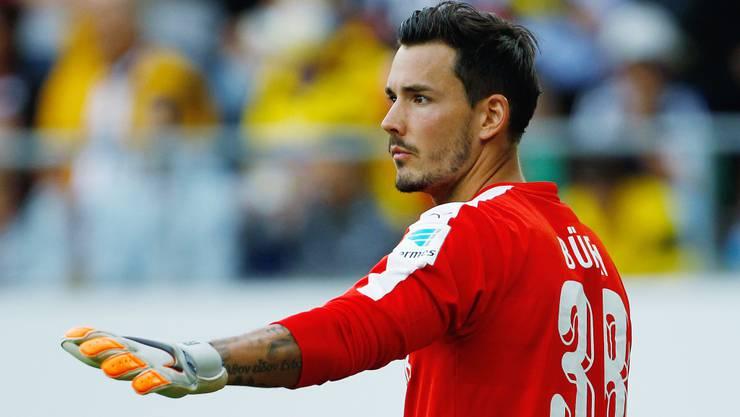 Roman Bürki vor dem Spiel mit der Nationalmannschaft.