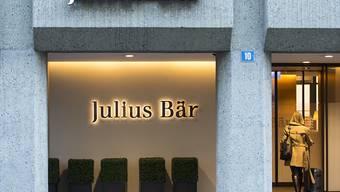 547,25 Millionen Dollar überweist die Bank Julius Bär in die USA, um den Steuerstreit abzuschliessen. (Archivbild)