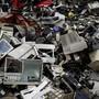 SENS eRecycling entsorgt Elektro- und Elektronikgeräte. (Archivbild)