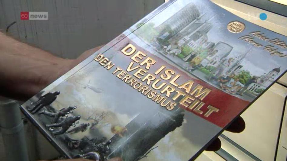 Dieses Buch haben Liechtensteiner diese Woche in ihren Briefkästen gefunden