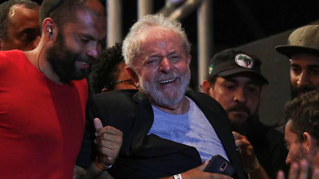 Lula ruft Anhänger zur Mobilisierung gegen Brasiliens Regierung auf