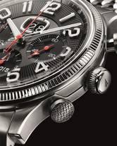 Detailansicht der Uhr DBF 001-07.