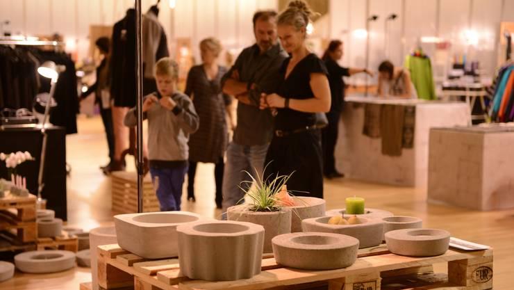 Die Design-Messe «in & out» gastiert im Herbst erstmals in Aarau.