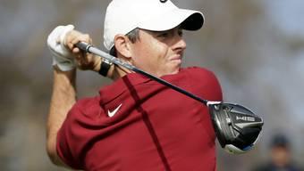 Rory McIlroy darf sich zurzeit wieder den weltbesten Golfer nennen