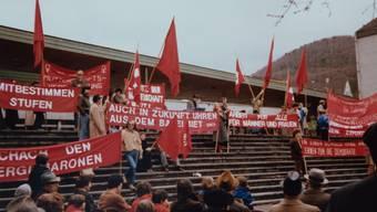 Gewerkschaftsbund Baselland / 100 Jahre Widerstand / 1. Mai