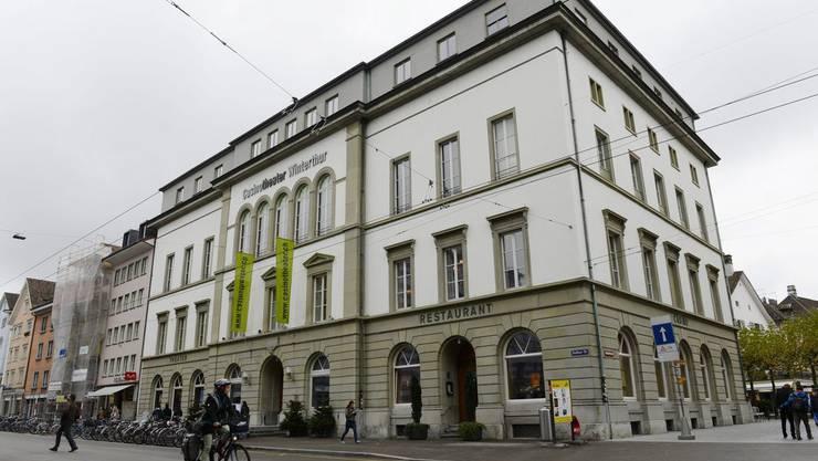 Das Casinotheater der Stadt Winterthur.