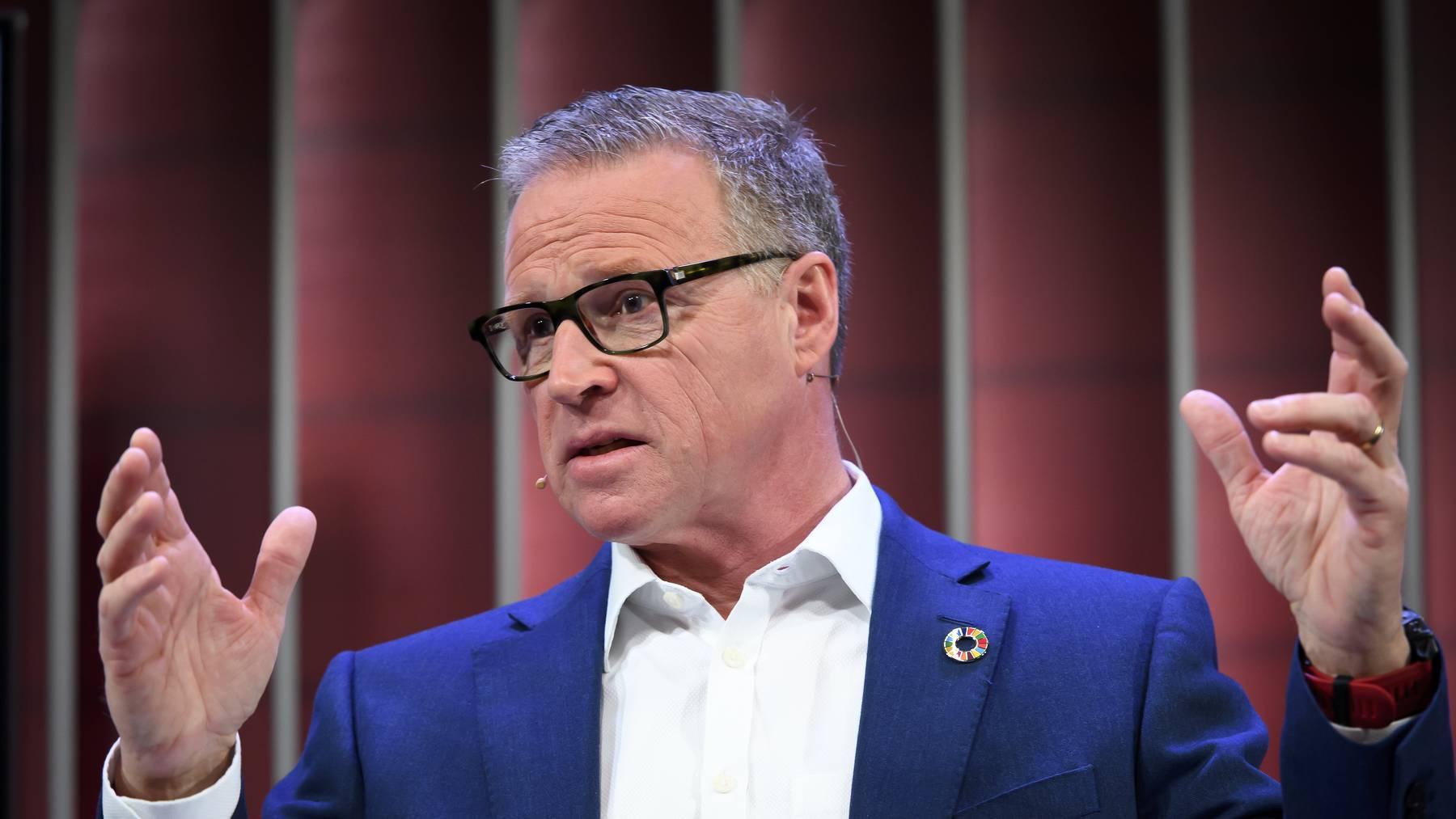 Andreas Meyer stand als CEO der SBB  seit 2007 im Rampenlicht. Nun macht er sich selbständig.