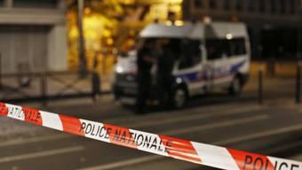 Polizei-Einsatz im Norden Frankreichs: Im Kampf gegen den Terrorismus haben rund 200 Polizisten im Norden Frankreichs eine religiöse Vereinigung und die Wohnorte von mehreren Verantwortlichen durchsucht. (Archivbild)