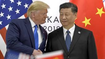 Trump und Xi Jinping: Können sie die Hongkong-Krise lösen?