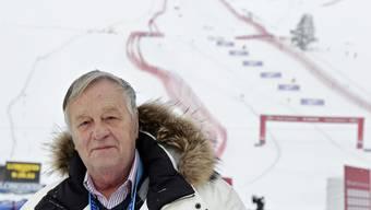 FIS-Präsident Gian-Franco Kasper kritisiert die Arbeitsbedingungen in Sotschi