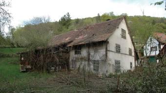 Das älteste erhaltene Bauernhaus des Kantons Basel-Stadt soll ein Notdach erhalten. (Bild: Stand 2009)