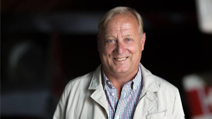 Peter Brotschi, Präsident Bürgergemeinden- und Waldeigentümerverband Kanton Solothurn.
