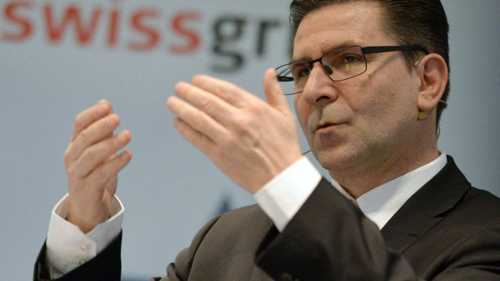 Für Swissgrid-CEO Yves Zumwald dauert das Bewilligungsverfahren für den Bau von Starkstromleitungen zu lang.