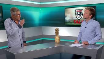 Der FCA-Talk vor dem ersten Ernstkampf der Aarauer nach dem Saison-Unterbruch.