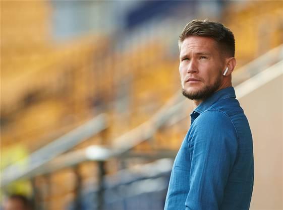 Goalie Tomas Vaclik blickt mit Selbstvertrauen in die Zukunft.