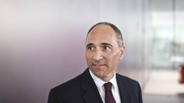 Konzernchef des Pharmagiganten Novartis: Joseph Jimenez (Archiv)