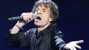 Mick Jagger übt Wiegenlieder für Urgrosskind (Archiv)