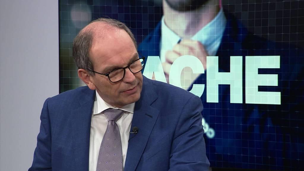 Rücktrittsforderung: Bruno Damann unter Druck