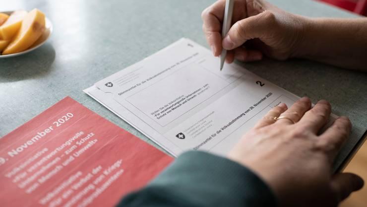 Abstimmungen stellen die Stimmbürger oft vor komplexe Entscheide.