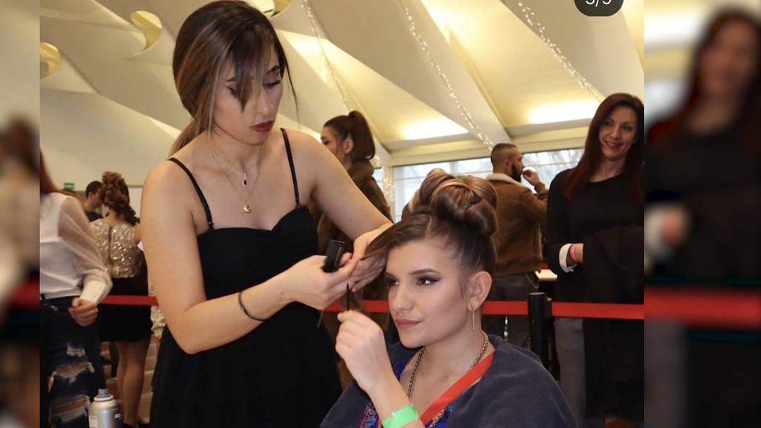 Verheissungsvolle Coiffeuse: Kurdische Asylbewerberin gewinnt den Aargauer Hair Cup