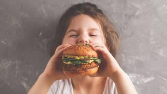 Gemüse- statt Rindsburger: In einer Frankfurter Kita kommt nur Pflanzliches auf den Tisch.