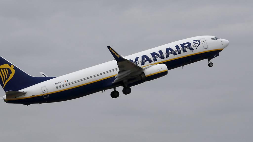 Ryanair will sich um Lufthansa-Start- und Landerechten bemühen