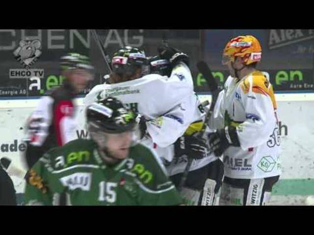 Highlights: EHC Olten - Hockey Thurgau